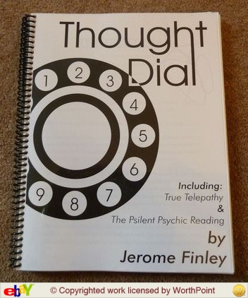 Jerome Finley - Thought Dial